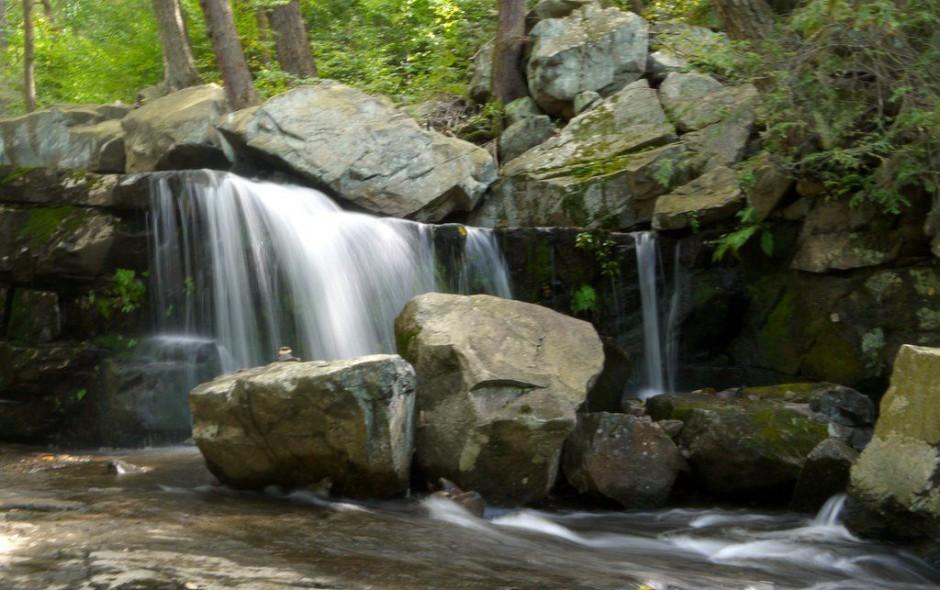 Upper Prescott Brook Falls